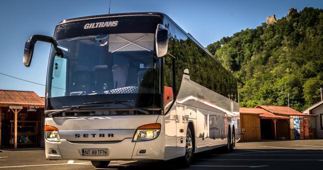 Transport persoane Ludus Belgia