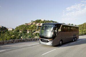 curse cu autocarul si microbuzul Huedin - Germania
